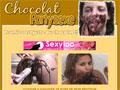 Chocolat party sexe